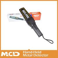 Hand Held Super Scanner Security Metal Detector Wand Hand Detection Sensor MCD-3003B2