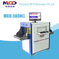 X-Ray Security Luggages Scanners Images Machines Chinese Manufacturer MCD-5030C