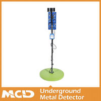 5M Depth Deep Search Metal Detector Storage,With High Sensitivity, Audio Alert Sonorous For Army MCD-TS500