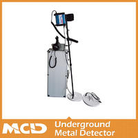 50M Detecting Depth Deep Search Metal Detector Both Audio And Visual For All-metal  MCD-5000B