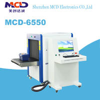 Baggage Inspection Machine Airport X Ray Scanners Bag  Detectors Original Security Supply MCD-6550